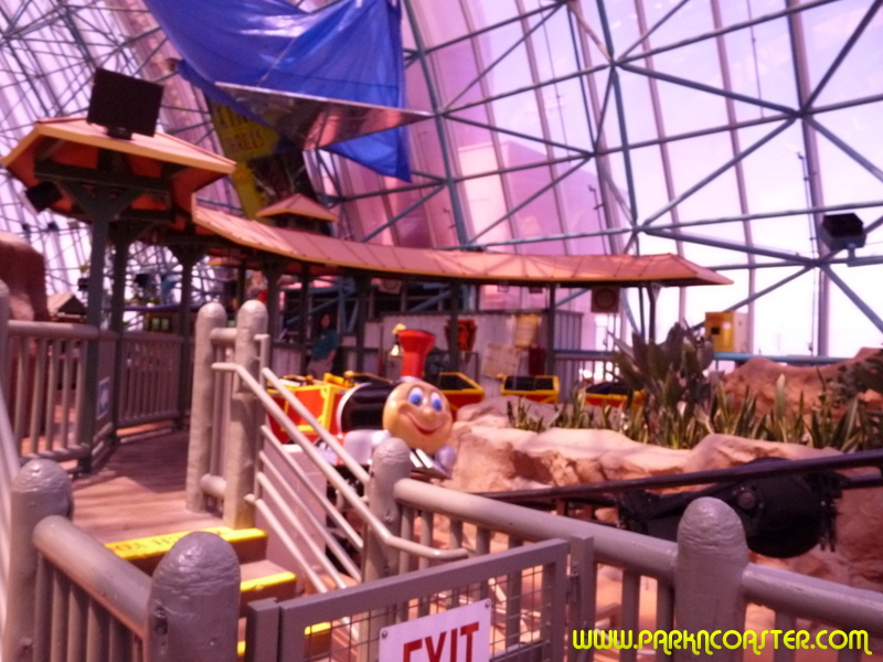 Miner Mike In Adventuredome Informations Photos Videos