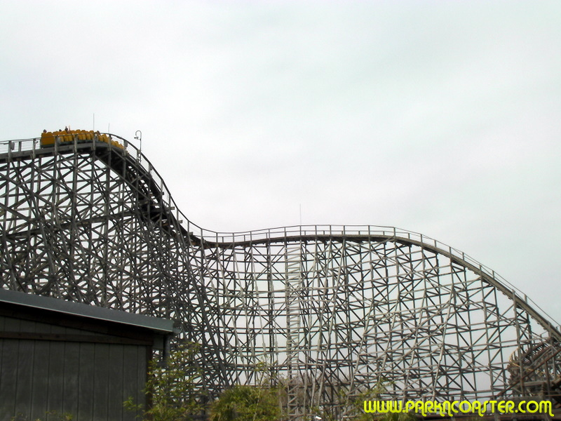 Gwazi In Busch Gardens Tampa Informations Photos Videos Parkncoaster