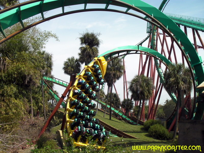 Kumba In Busch Gardens Tampa Informations Photos Videos Parkncoaster