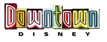 Logo of Downtown Disney
