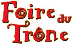 Logo of Foire du trône