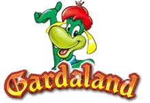 Logo of Gardaland