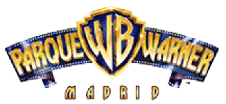 Logo of Parque Warner Madrid