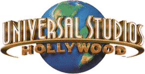 Logo of Universal Studios Hollywood