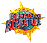 Logo of Universal Studios Islands of Adventure