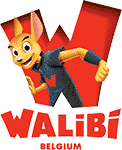 Logo of Walibi Belgium