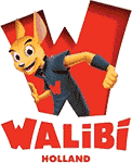 Logo of Walibi Holland