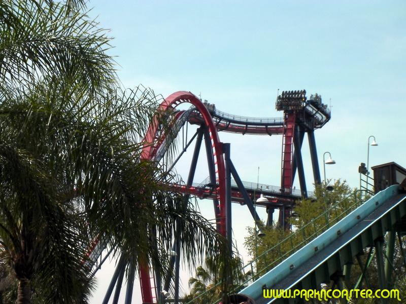 Busch Gardens Tampa Park Maps Informations Photos Videos Park Coaster