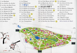 Map of Jardin d'acclimatation