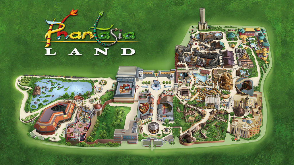 phantasialand park maps informations photos videos park coaster. Black Bedroom Furniture Sets. Home Design Ideas