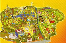Map of Plopsaland