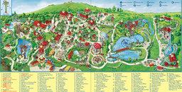 Map of Erlebnispark Tripsdrill